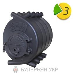 Печь калориферная булерьян ВИТ Bullerjan тип 02 (в рассрочку 0%)