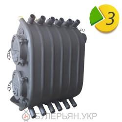 Піч булер'ян ВІТ Bullerjan 02-M тип 02 модернізований (в розстрочку 0%)