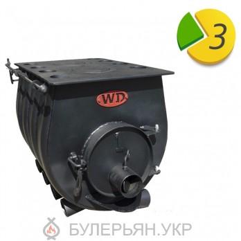 Отопительная печь булерьян Widzew 15 500 тип 01 с плитой (в рассрочку 0%)
