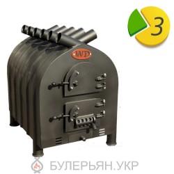 Печь булерьян Widzew Tepla Hata тип 02 с духовкой и дверцей (в рассрочку 0%)