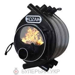 Печь булерьян Kozak тип 00 со стеклом