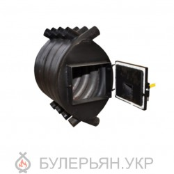 Калориферная печь булерьян БУРАН тип 00