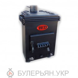 Булер'ян-буржуйка піч Widzew VERTICAL V-10 тип 01