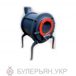 Булер'ян-буржуйка піч Widzew Iron Bull тип 01