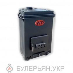 Булер'ян-буржуйка піч Widzew VERTICAL V-15 тип 01
