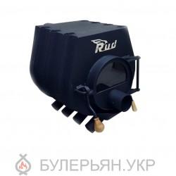 Опалювальна піч булер'ян RUD кантрі з плитою тип 02