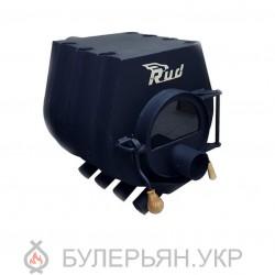 Отопительная печь булерьян RUD кантри тип 03 с плитой
