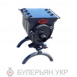 Отопительная печь булерьян Widzew тип 00 с плитой