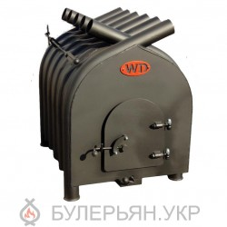 Калориферная печь булерьян Widzew Tepla Hata тип 02