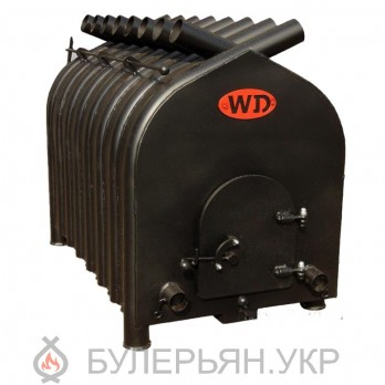 Калориферная печь булерьян Widzew Tepla Hata тип 05