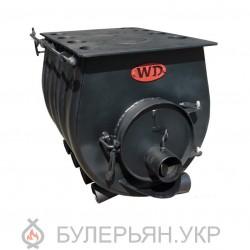 Отопительная печь булерьян Widzew 15 500 тип 01 с плитой