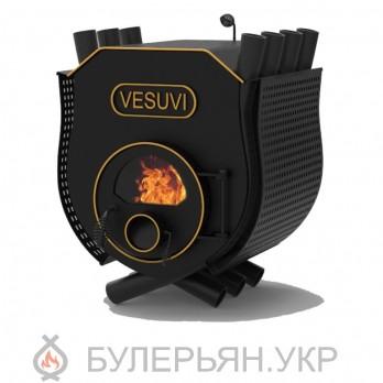Булерьян Vesuvi тип 01 с плитой, стеклом и перфорацией