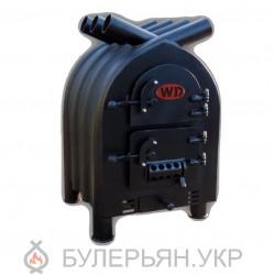 Печь булерьян Widzew Tepla Hata тип 01 с духовкой без дверци