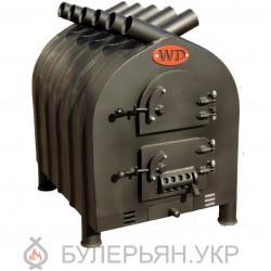 Печь булерьян Widzew Tepla Hata тип 02 с духовкой без дверци