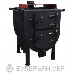 Булерьян Widzew Техно 1520 тип 01 с духовкой и дверцей