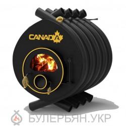 Печка булерьян Canada 02 classic тип 02 со стеклом