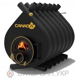 Печка булерьян Canada 04 classic тип 04 со стеклом