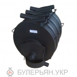 Калориферная печь булерьян ПК Огонек тип 00 сталь 4 мм