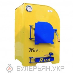 Котел-булер'ян з водяним контуром RUD 10 кВт