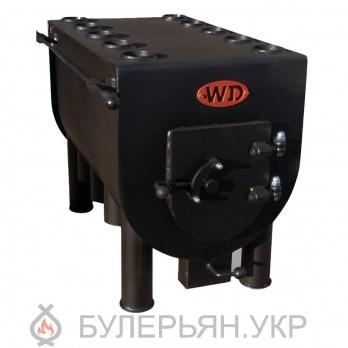 Булерьян-буржуйка Widzew Техно тип 01 с плитой