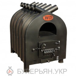 Печь булерьян Widzew Tepla Hata тип 02 с духовкой и дверцей