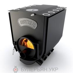 Булерьян Новаслав Montreal lux ПО-Б 02 ЧК.С тип 02 с конфоркой и стеклом