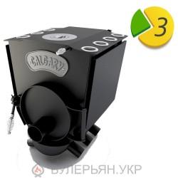 Булерьян Новаслав Calgary lux ПО-Б 00 ЧК тип 00 с чугунной конфоркой (в рассрочку 0%)
