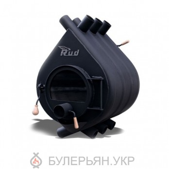 Печь булерьян RUD Pyrotron Кантри тип 01 со стеклом