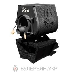 Печка булерьян RUD кантри тип 00 с плитой и стеклом