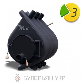 Калориферна піч булер'ян RUD Pyrotron Кантрі тип 01 (в розстрочку 0%)