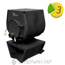 Отопительная печь булерьян RUD кантри тип 01 с плитой (в рассрочку 0%)