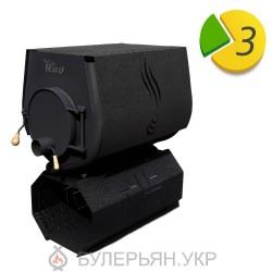 Отопительная печь булерьян RUD кантри тип 03 с плитой (в рассрочку 0%)