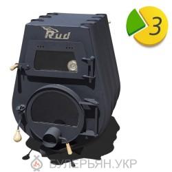 Печь булерьян RUD Pyrotron кантри тип 01 с духовкой (в рассрочку 0%)