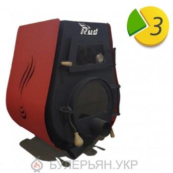 Булерьян RUD Pyrotron кантри тип 01 с духовкой и обшивкой (в рассрочку 0%)