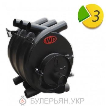 Калориферная печь булерьян Widzew классический тип 00 (в рассрочку 0%)