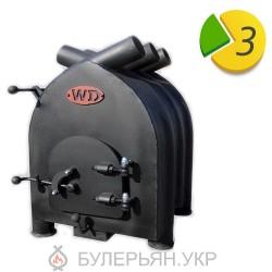 Калориферная печь булерьян Widzew Tepla Hata тип 00 (в рассрочку 0%)