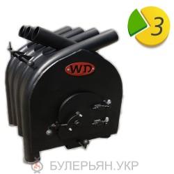 Калориферная печь булерьян Widzew Tepla Hata тип 01 (в рассрочку 0%)