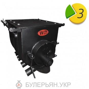 Отопительная печь булерьян Widzew тип 0.05 с плитой (в рассрочку 0%)