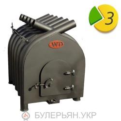 Калориферная печь булерьян Widzew Tepla Hata тип 02 (в рассрочку 0%)