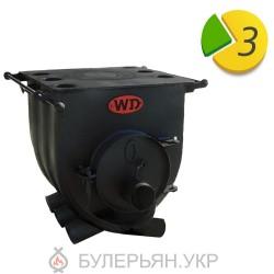 Опалювальна піч булер'ян Widzew з плитою тип 00 (у розстрочку 0%)