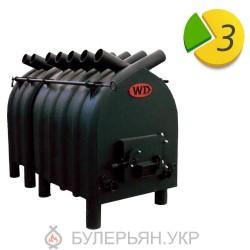 Опалювальна піч булер'ян Widzew промисловий тип 07 (у розстрочку 0%)