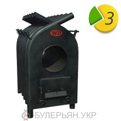 булер'ян без вентилятора Widzew промисловий тип 08 (у розстрочку 0%)