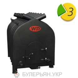 Калориферная печь булерьян Widzew Tepla Hata тип 04 (в рассрочку 0%)