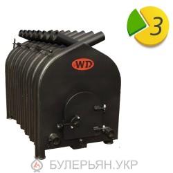 Калориферна піч булер'ян Widzew Tepla Hata тип 05 (у розстрочку 0%)